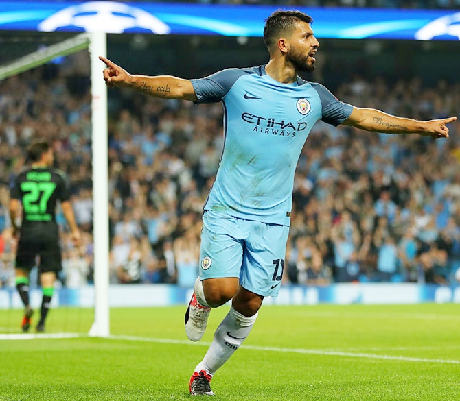 It's time for Aguero to get individual awards
