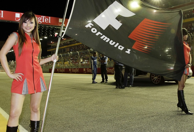 Here is why drivers find Singapore Grand Prix TOUGHEST...