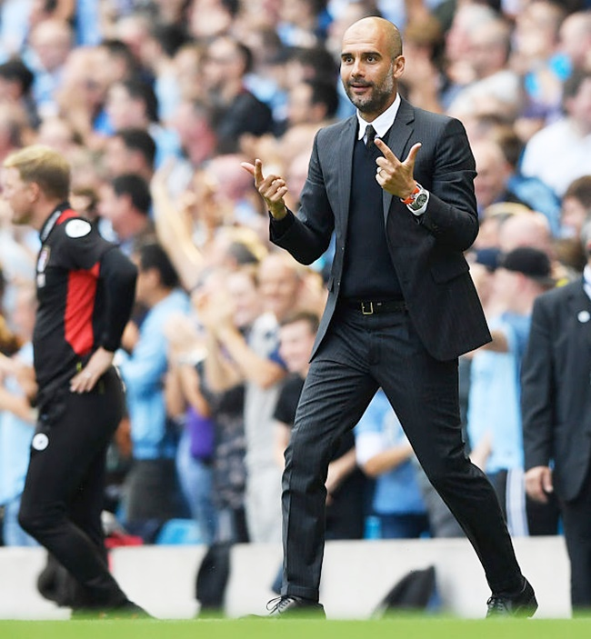 I'm not going to retire in two or three years: Guardiola