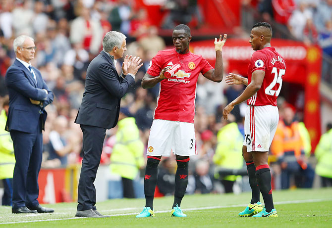 Mourinho's words that stoked a fire in United's belly