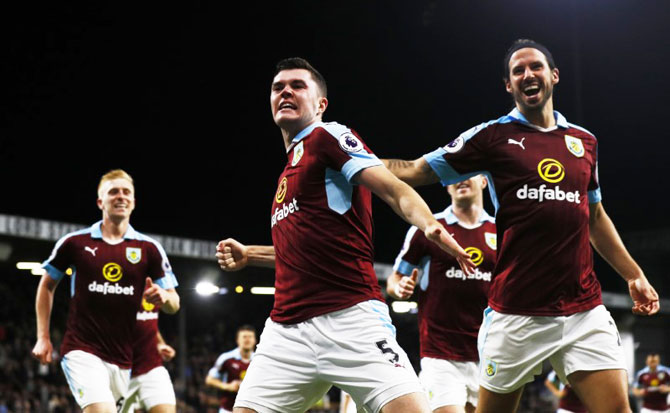 Burnley beat Watford 2-0 in first EPL meeting