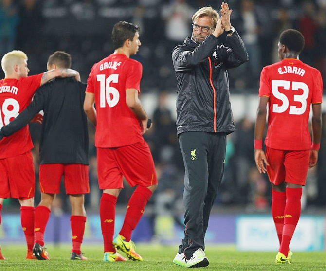 How Klopp's attacking style is producing many goalscorers at Liverpool