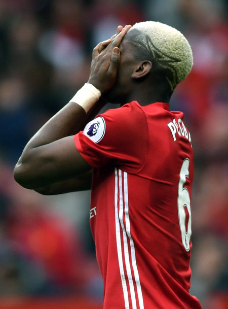 'Manchester United should be embarrassed by their EPL performance'