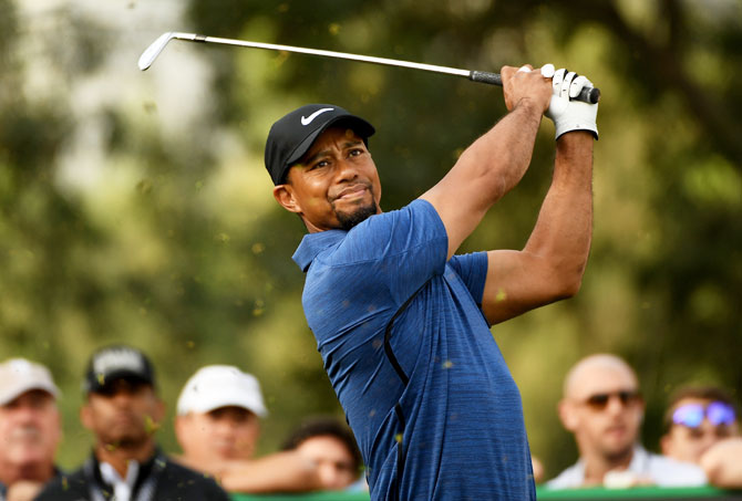Tiger Woods won his 80th PGA Tour title last month