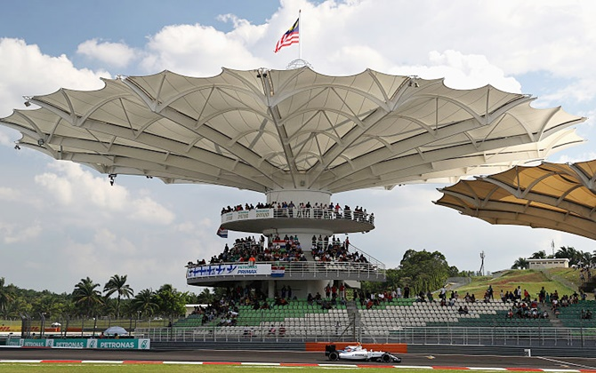 Malaysia to bow out of F1 after 19 years