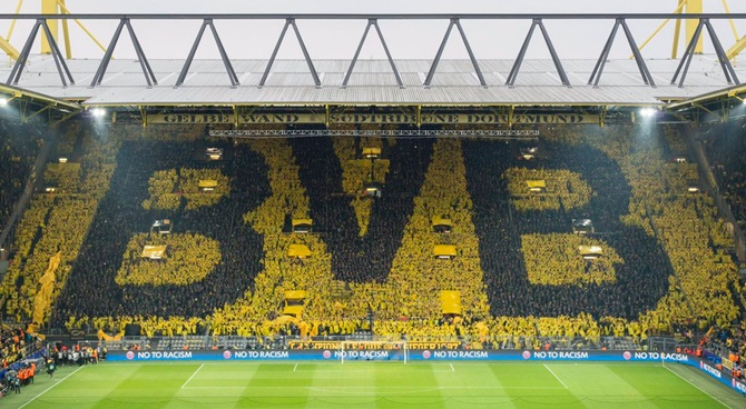 Borussia Dortmund are no strangers to an economic crisis, with the club nearly going bust in 2005, before Bayern came to their rescue with an interest-free loan so they could pay their players' salaries.