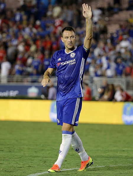 Terry to leave Chelsea at end of season