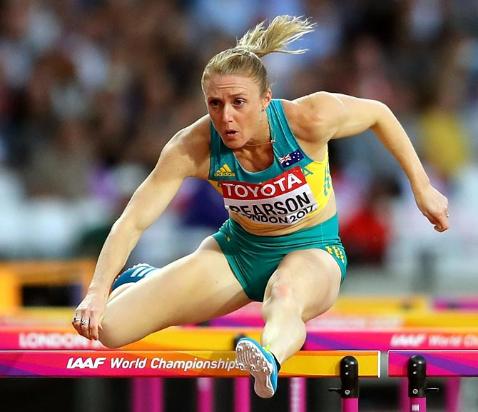 'I'm proud of my career and what I've achieved and hopefully inspired our next generation of athletes coming through'
