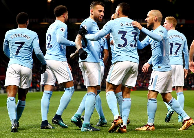 EPL: It's 'Mission Impossible' for Spurs against high-flying City