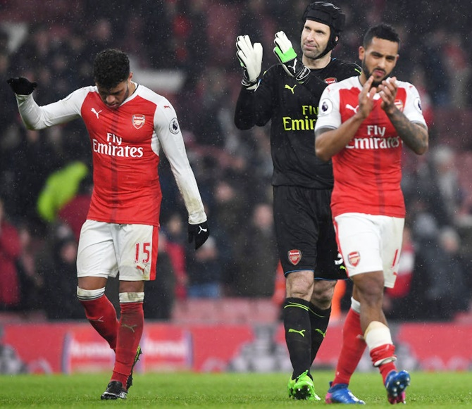 EPL: Arsenal face day of reckoning at Chelsea