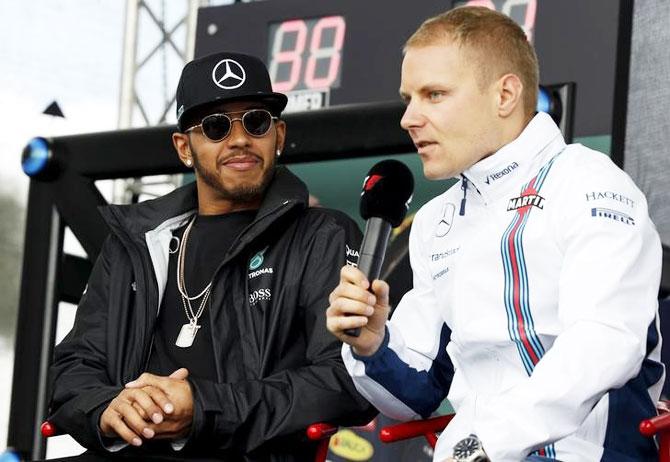 Won't let out Hamilton's secrets: Rosberg