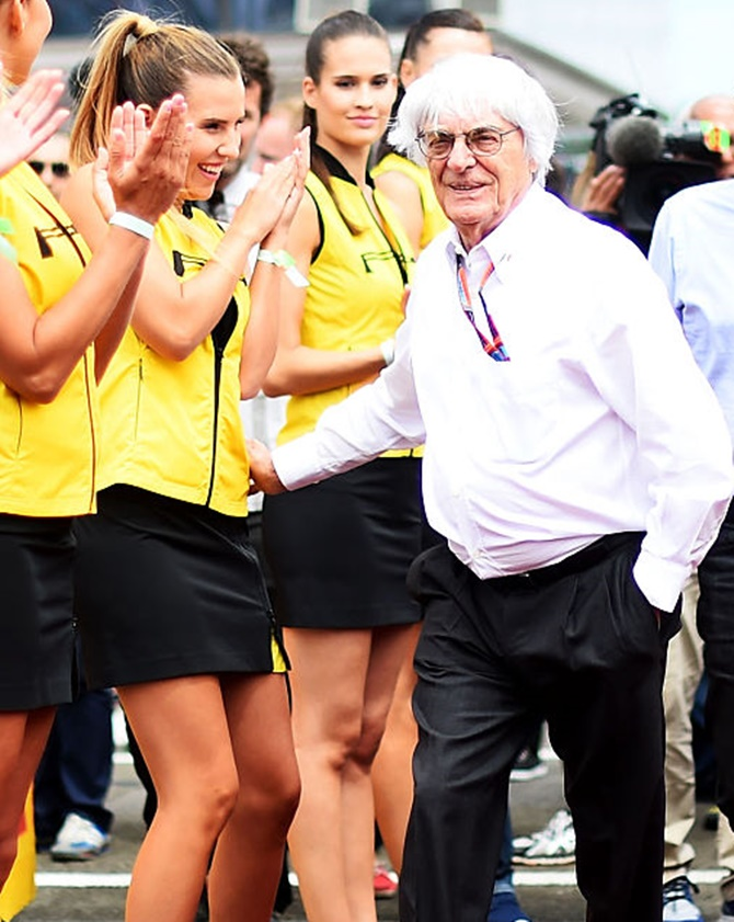 Ecclestone exits F1, Liberty completes takeover