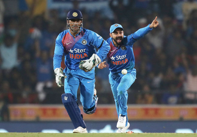 We had belief; Nehra and Bumrah were outstanding: Kohli
