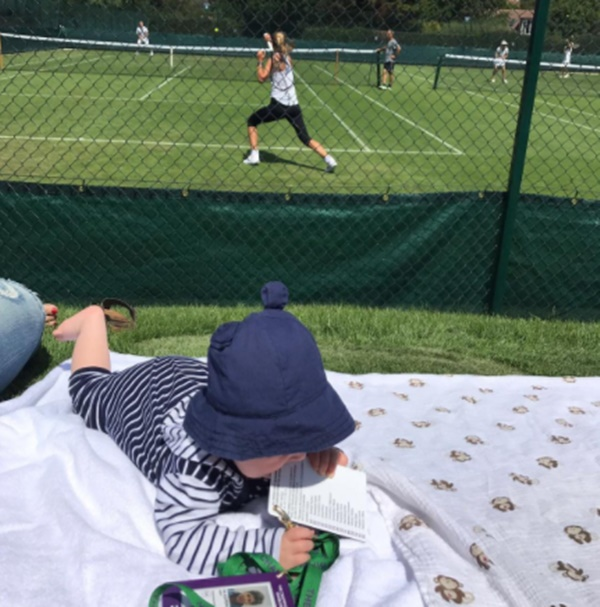 Here's why it will be special Wimbledon for new mom Azarenka