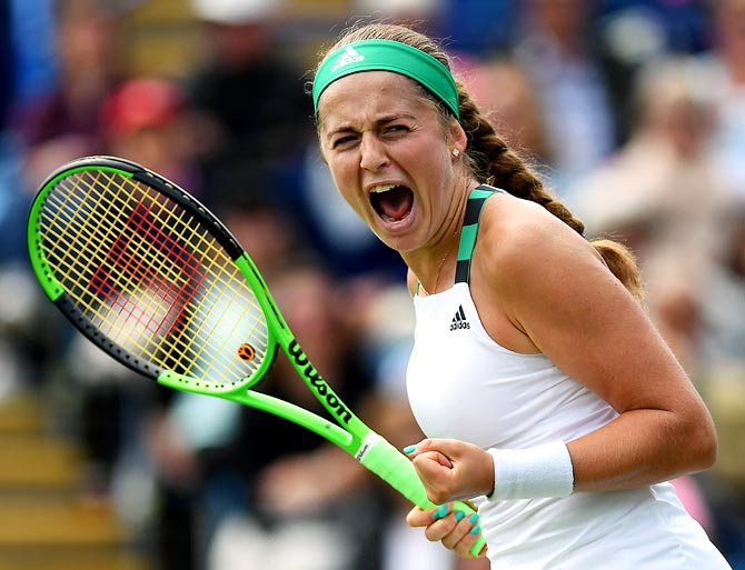 The top women's contenders at Wimbledon