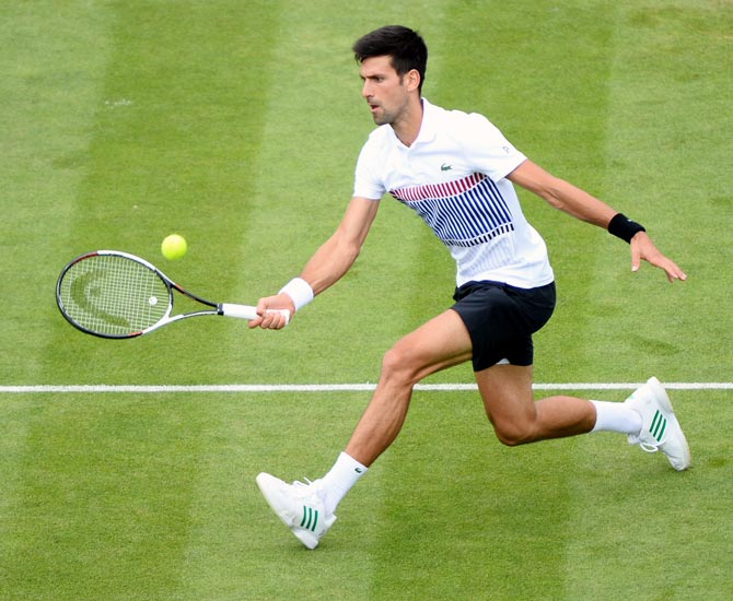 Djokovic winning Wimbledon should not surprise anyone: Agassi