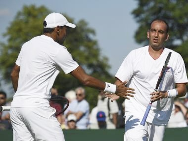 Indians at Wimbledon: Challenge ends in men's doubles
