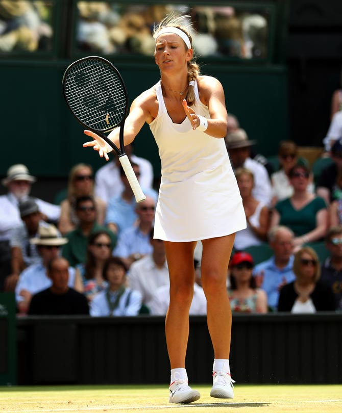 Illegal coaching accusation irks Azarenka