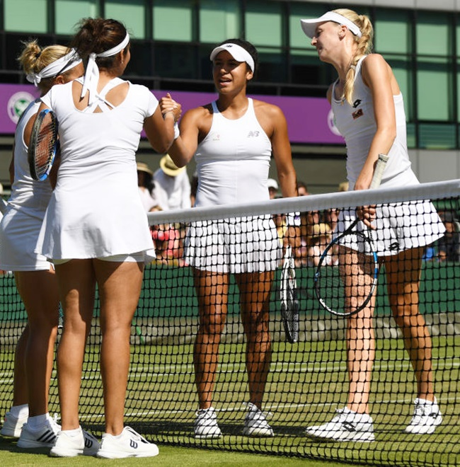 Indians at Wimbledon: Sania advances in women, mixed events
