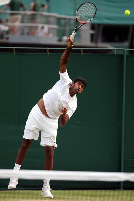 Wimbledon: Bopanna advances to quarters; Sania knocked out