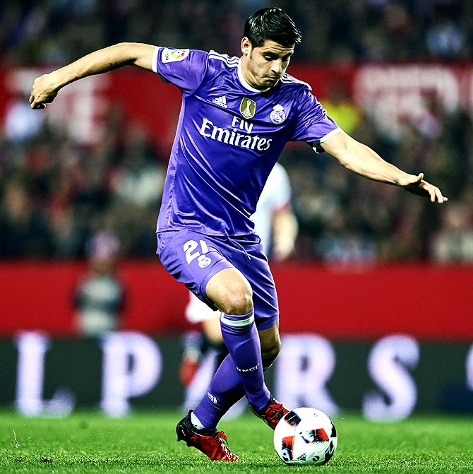 Chelsea agree deal to sign Morata from Real Madrid