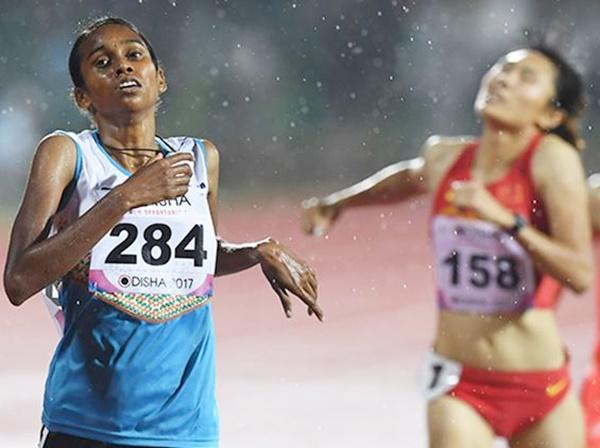 Worlds: Asian champ PU Chitra crashes out of 1500m