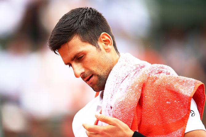 London attacks: Djokovic's Wimbledon plans on track