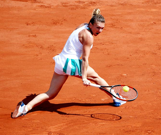 French Open PHOTOS: Murray, Halep, Svitolina enter ...