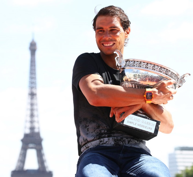 Wimbledon will be complicated, says clay king Nadal