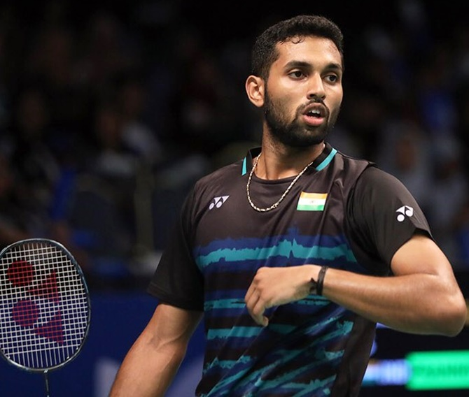 HS Prannoy has jumped 6 places to 17 in the recently released BWF Rankings