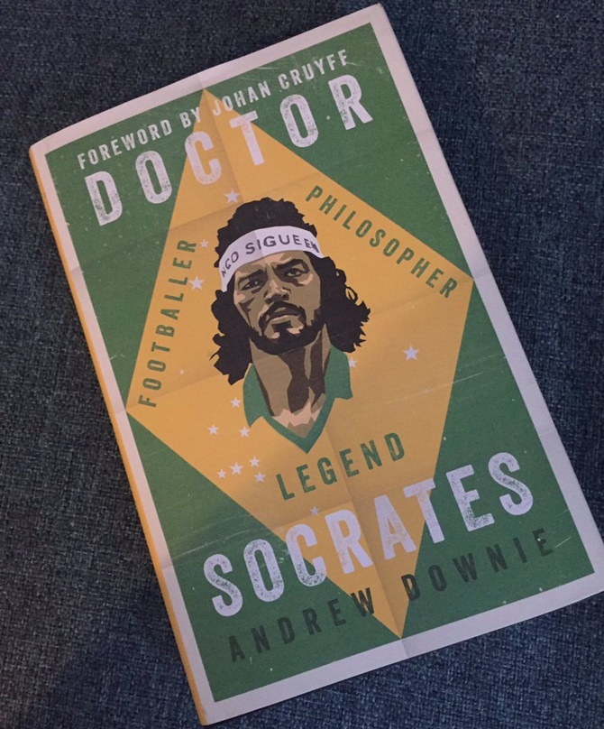 The cover of Dr Socrates