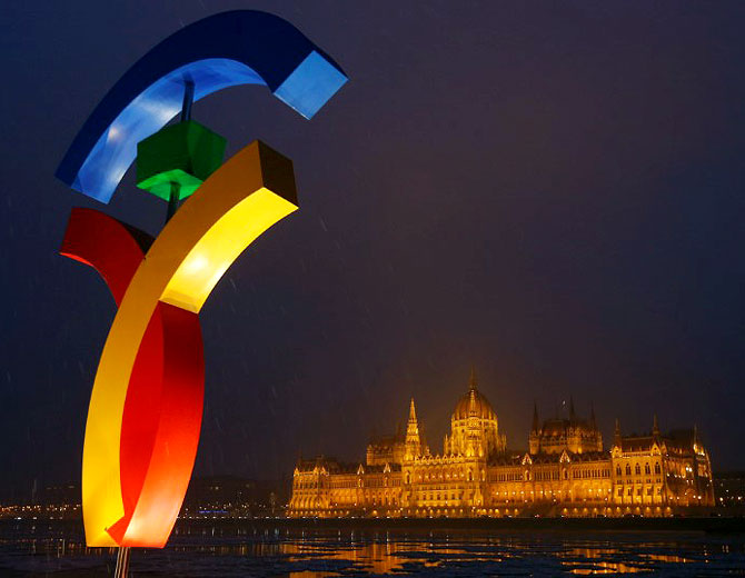 Budapest withdraws bid to host 2024 Olympic Games