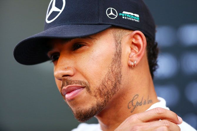 Mercedes' F1 driver, Britain's Lewis Hamilton has expressed his reservations at F1 races being hosted newer countries