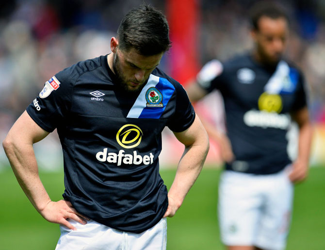 Venky's face local backlash after Blackburn's relegation to third tier
