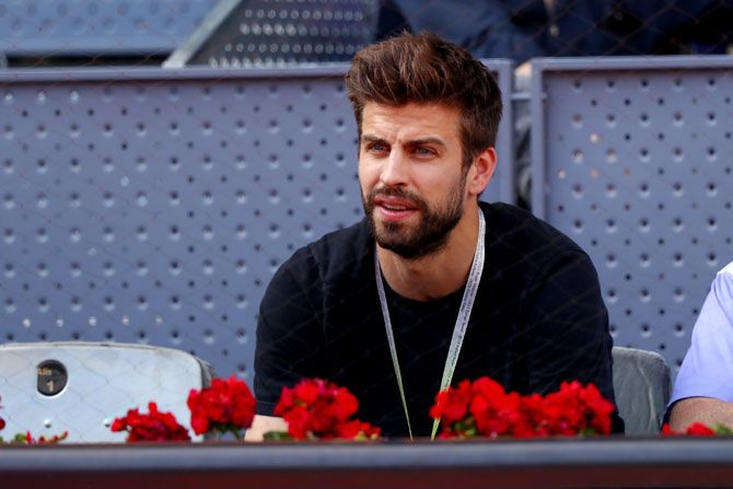 The week-long tournament in Madrid's Caja Magica, involving 18 teams split into six groups of three, is being bankrolled by Barcelona defender Gerard Pique's investment firm Kosmos, who are pumping in $3 billion over 25 years