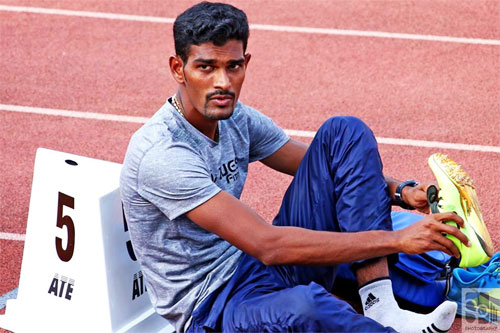 Athlete Jithin Paul cleared of dope charges, suspension overturned
