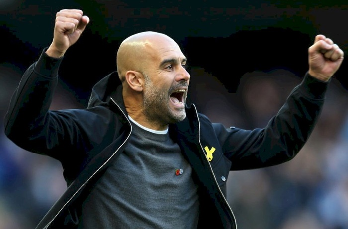 No Barcelona, Bayern comparisons until City win titles, says Guardiola