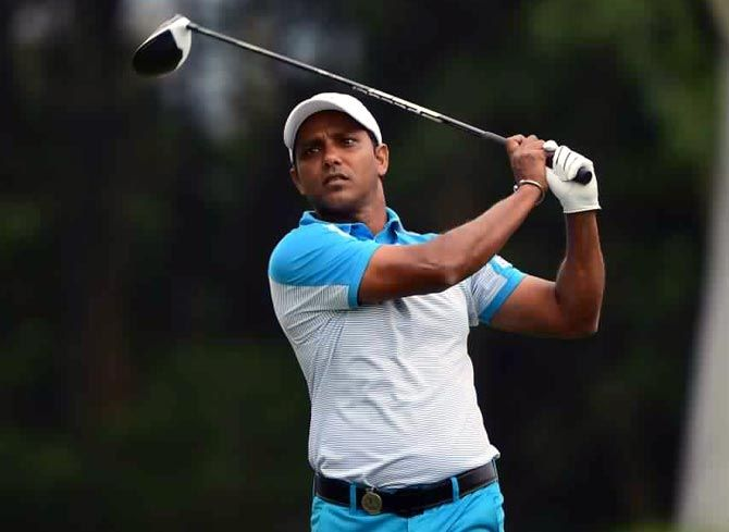 SSP Chawrasia is a four-time winner of the European Tour