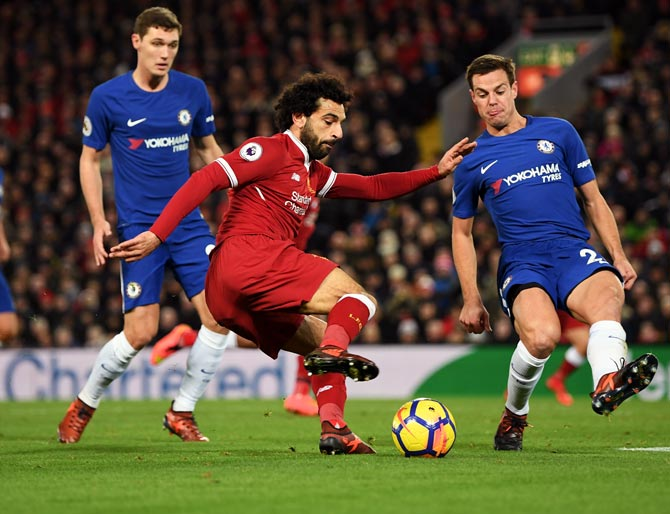 Liverpool's Mo Salah not only one Stoke are wary of