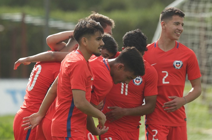 Chak De! India inspires Chile U-17 team