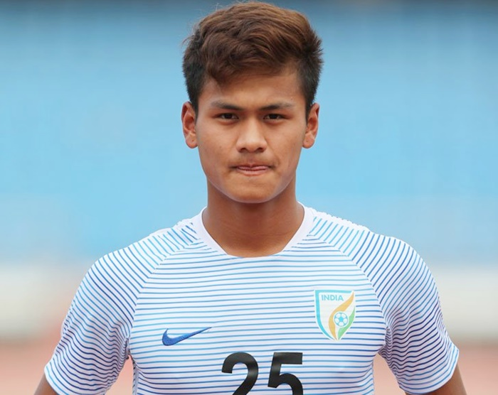 'Dangerous' Jeakson ready to rock at U-17 World Cup
