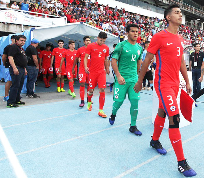 Under-17 Digest: Chile keeper wants to carry forward momentum