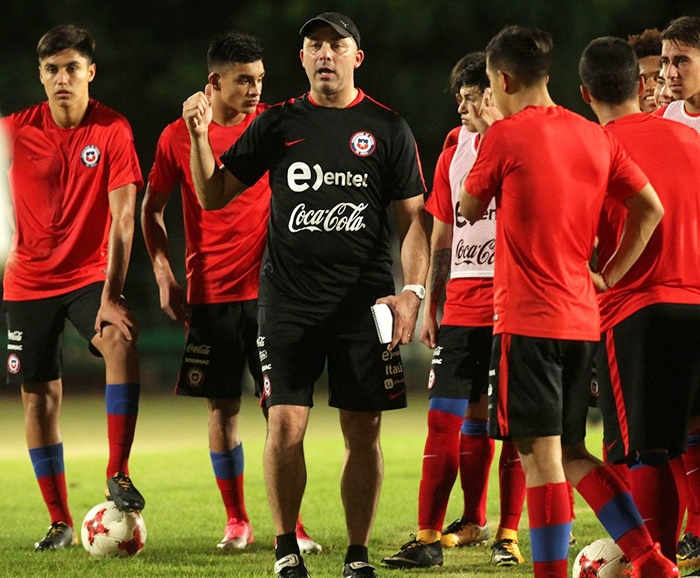 U-17 WC: Chile boys battling heat and humidity