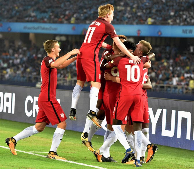 U-17 WC: US, Ghana face off; eye knockout berth