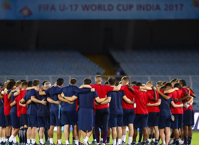 U-17 WC Previews: Star-studded England face Chile,  France eye winning start