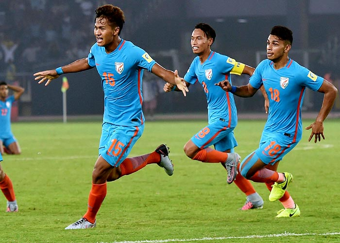 U-17 World Cup: Jeakson creates history but India lose to Colombia