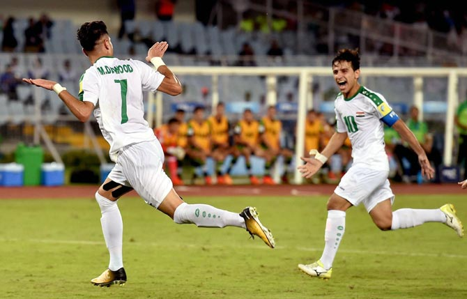 U-17 WC: Iraq eye historic knockout spot, France aim to continue run