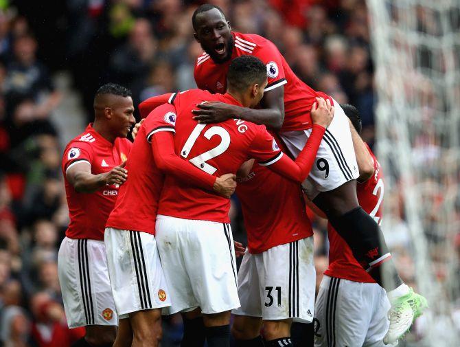 Mourinho's Manchester United set for biggest test yet