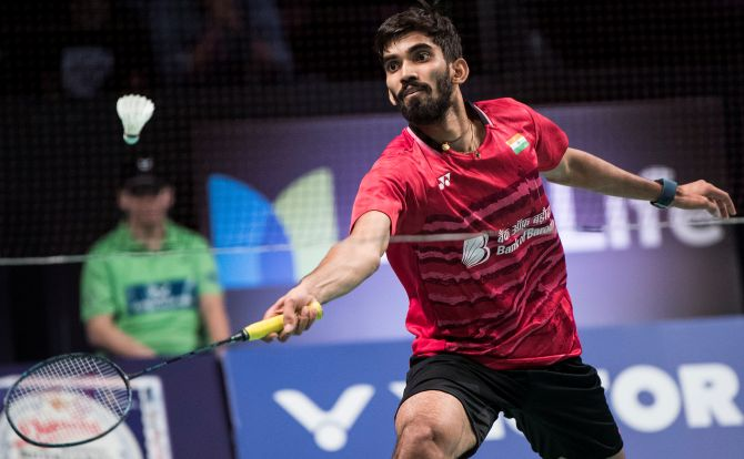 Srikanth, Prannoy make winning start at BWF Worlds