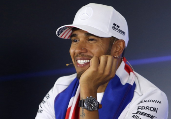 A look at Lewis Hamilton's career in numbers